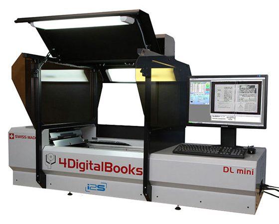 DigiBook DL Mini A2