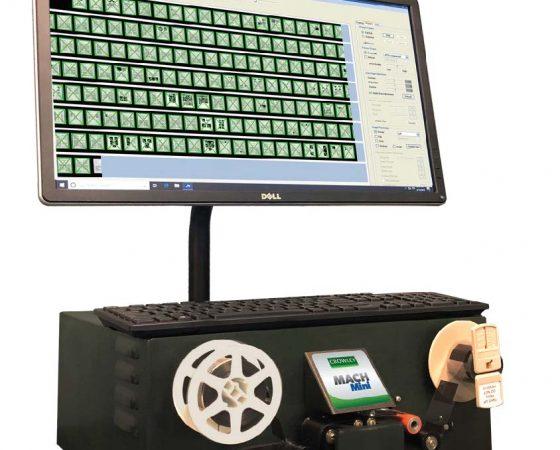 MACH Mini – Scanner Microfilm da Produzione